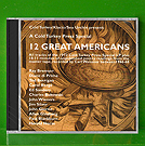 12 Great Americans CD