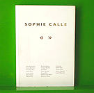 Sophie Calle: The Reader