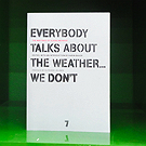 Ulrike Meinhof - Everybody Talks About the Weather� We Don�t